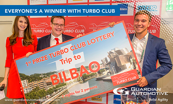 EVERYONE'S A WINNER WITH TURBO CLUB