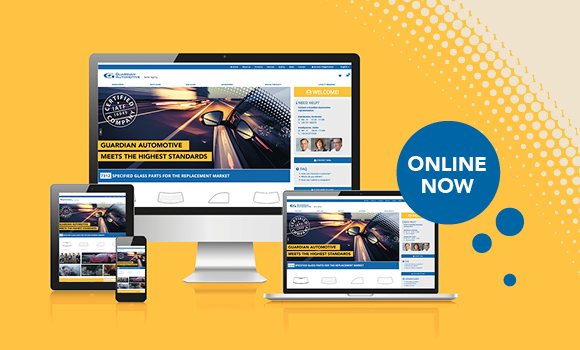 FASTER, WITH GREATER CONVENIENCE AND MORE INDIVIDUAL THAN EVER: <br>THE NEW GUARDIAN AUTOMOTIVE ESHOP